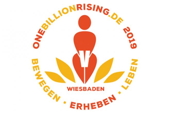 One Billion Rising - Aktion gegen Gewalt an Frauen